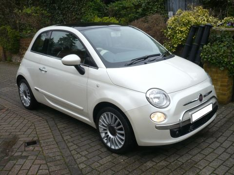 Fiat 500 Twin Air Lounge