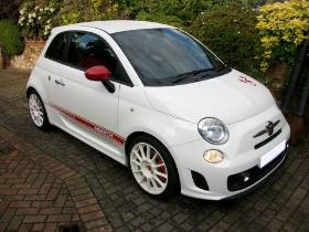 Fiat 500 1.4 Abarth Essesse
